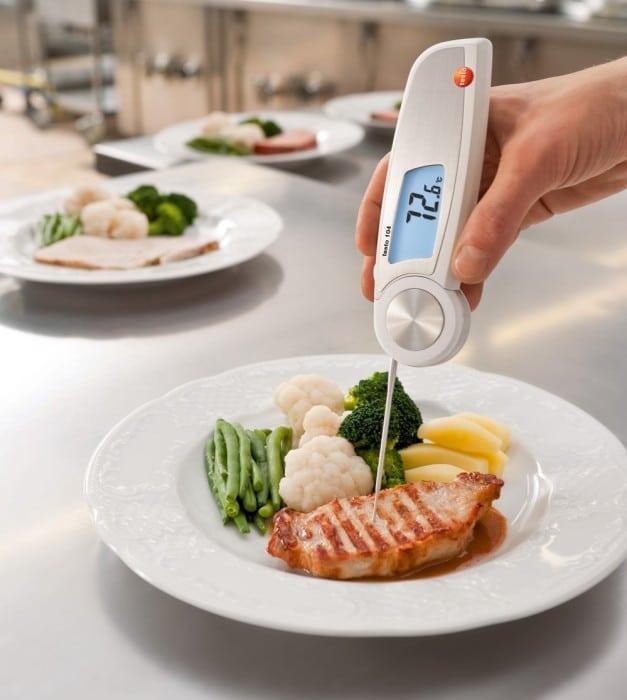 Comment régler un thermomètre électronique?